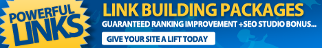 Effective Link Building Packages + SEO Studio Enterprise Bonus